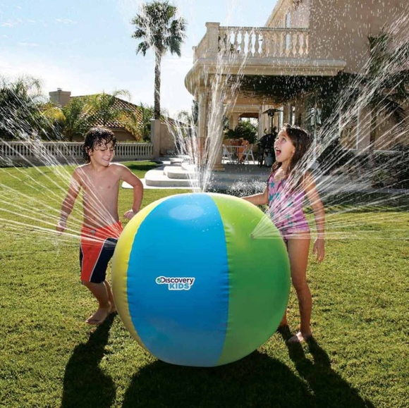 4fd49ee99a393 Discovery Kids Swim | Sprinkler Ball Toy | Poshmark